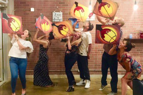 Public Art Class